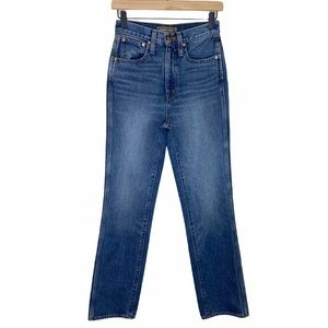 J. Crew Point Sur High-Rise Mom Jeans Size 25
